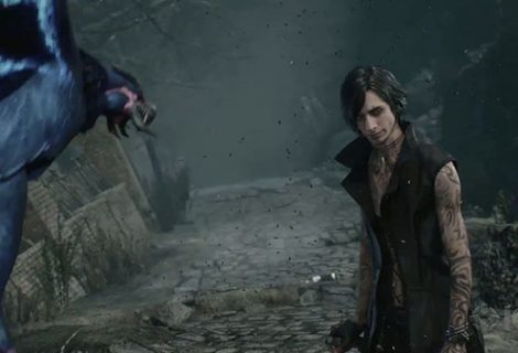 Devil May Cry 5 V gameplay trailer released