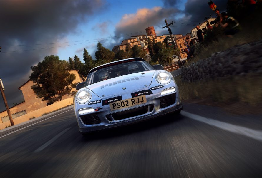 DiRT Rally 2.0 'Rally Through the Ages' trailer released