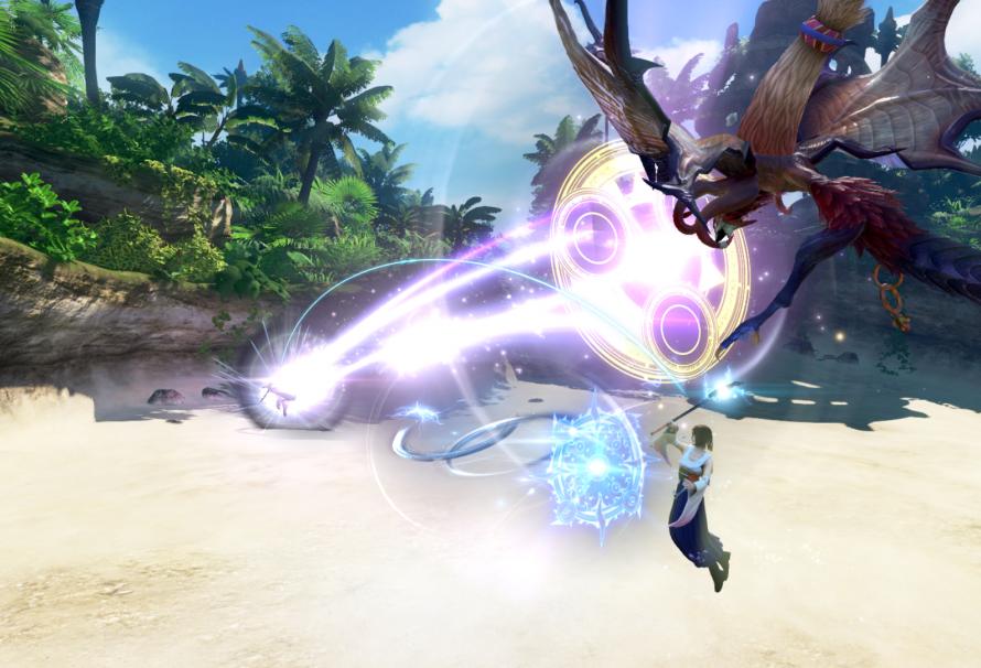 Dissidia Final Fantasy NT finally gets Yuna DLC today