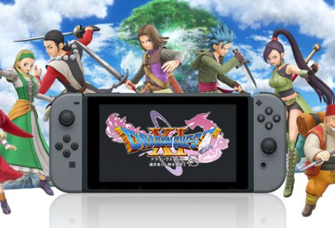 Dragon Quest XI S launches in 2019 in Japan