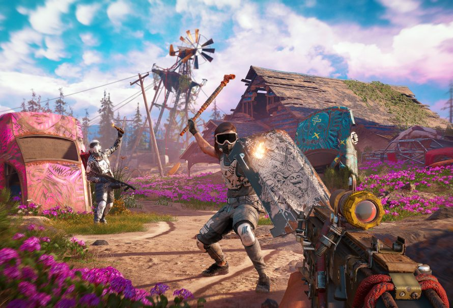 Far Cry: New Dawn announced at The Game Awards
