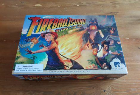 Fireball Island The Curse of Vul-Kar Review - Fun Fireball Frenzy