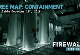 Firewall Zero Hour Containment DLC launches December 18