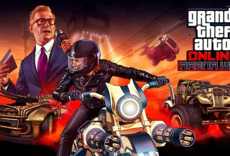 GTA Online: Arena War coming December 11