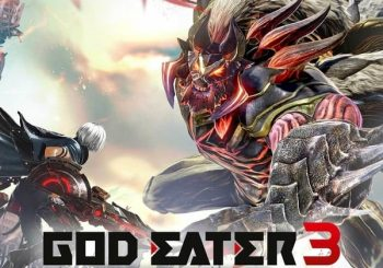 God Eater 3 action demo for PS4 launches January 11 in the West