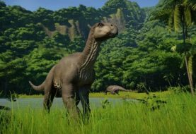 Jurassic World Evolution: Cretaceous Dinosaur Pack Is Out Now Today