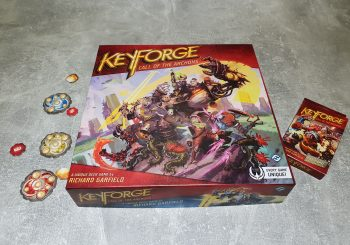 KeyForge Call of the Archons Review - Move Over Magic