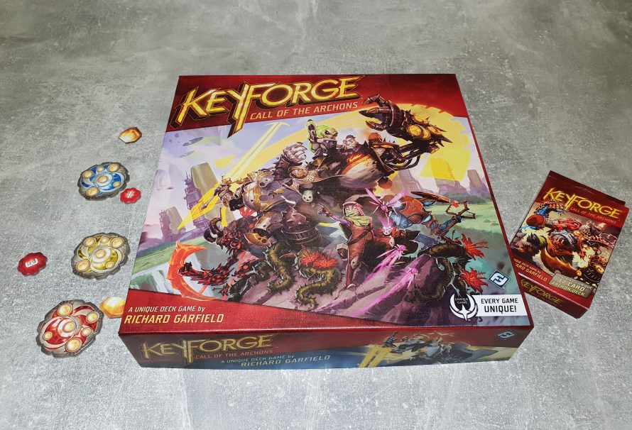 KeyForge Call of the Archons Review – Move Over Magic