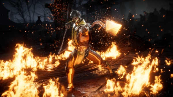 Mortal Kombat 11 announced