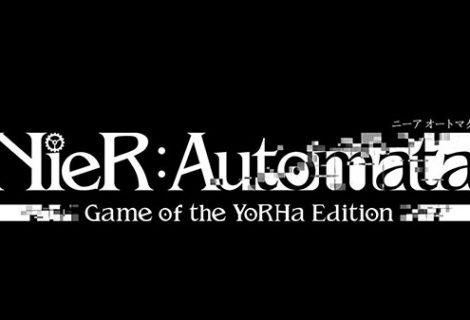 NieR: Automata Game of the YoRHa Edition announced