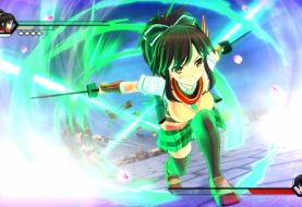 Senran Kagura Burst Re:Newal launches January 18 for PS4 in Europe