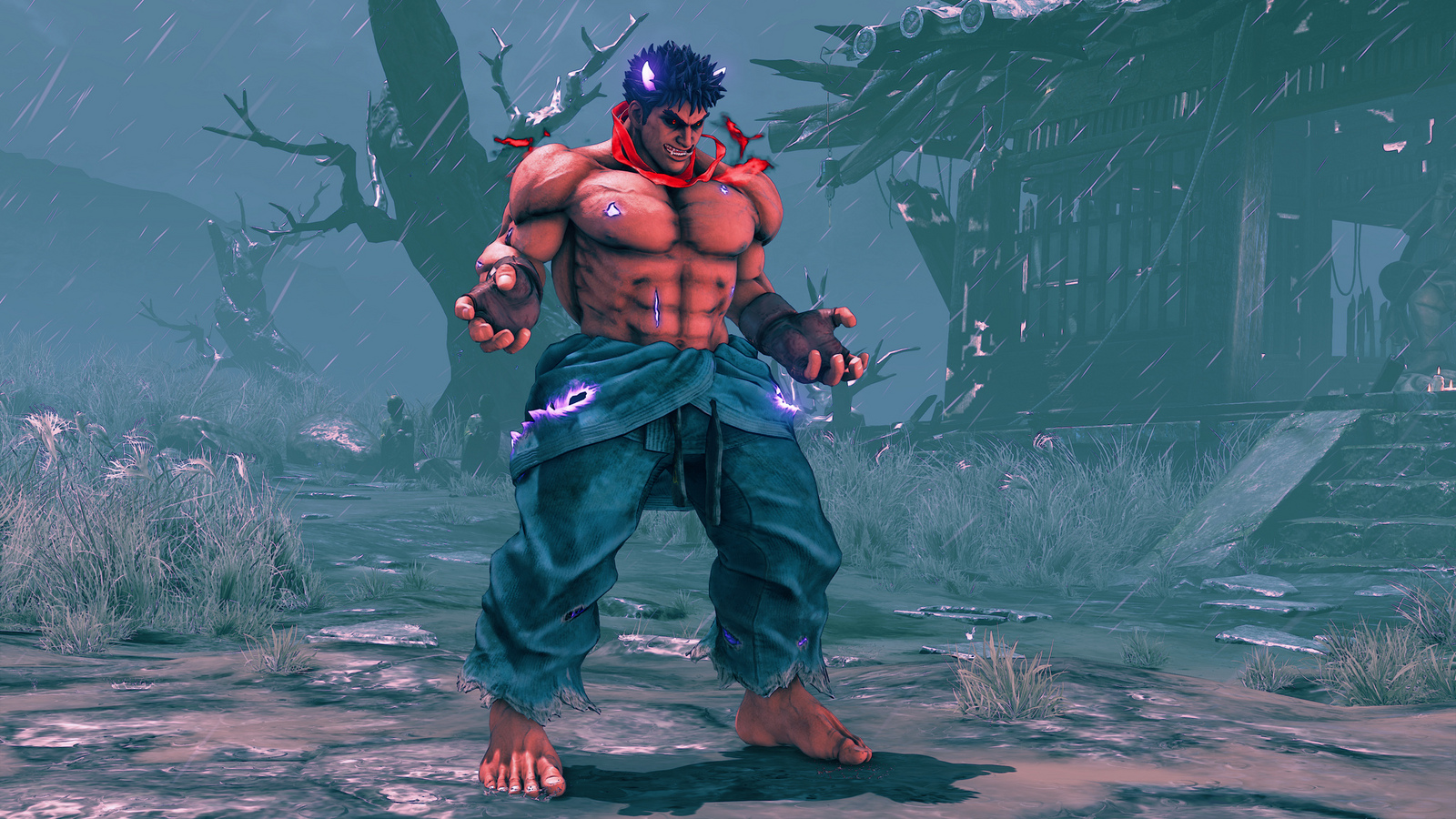 Kage Is The New Street Fighter V Arcade Edition Character Just