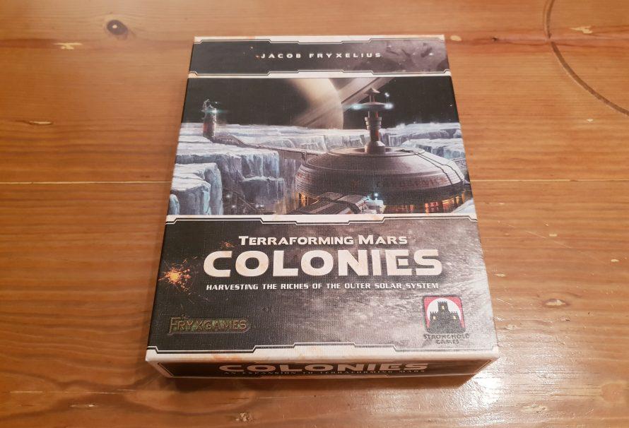 Terraforming Mars Colonies Review – New Opportunities