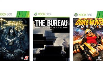 The Darkness, The Bureau: XCOM Declassified and Duke Nukem Forever now playable on Xbox One