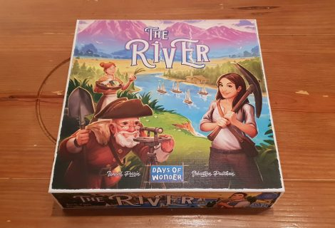 The River Review - Light Worker Placement With Turkeys