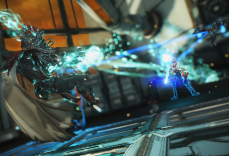 Warframe for Switch gets control improvements today