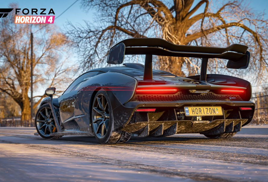 Best Xbox One Exclusive Of 2018 – Forza Horizon 4