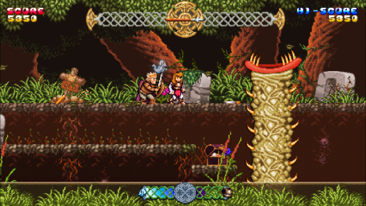 Battle Princess Madelyn 2