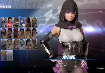 PS4 Dead or Alive 6 Online Beta Impressions