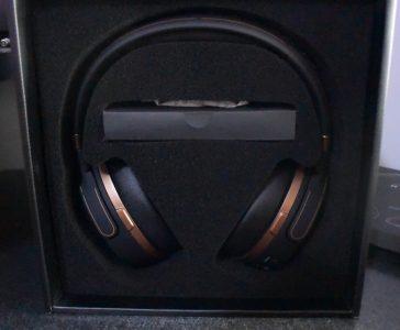 Audeze Mobius Headphones  2