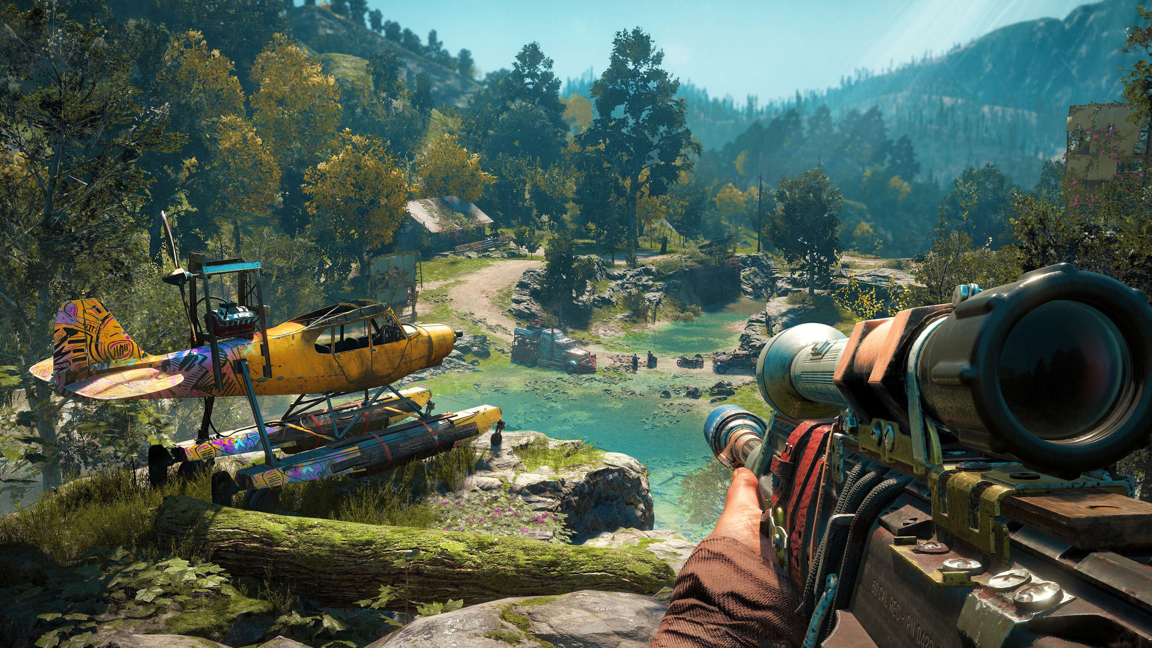 Far Cry New Dawn Story And Gameplay Trailer Released Just Push