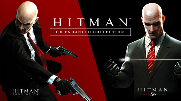 Hitman HD Enhanced Collection announced