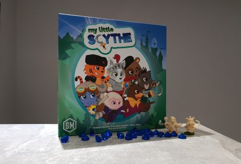 My Little Scythe Review - No Ponies In Sight