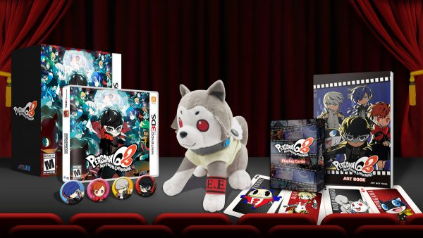Persona Q2: New Cinema Labyrinth launches June 4 in North America and Europe