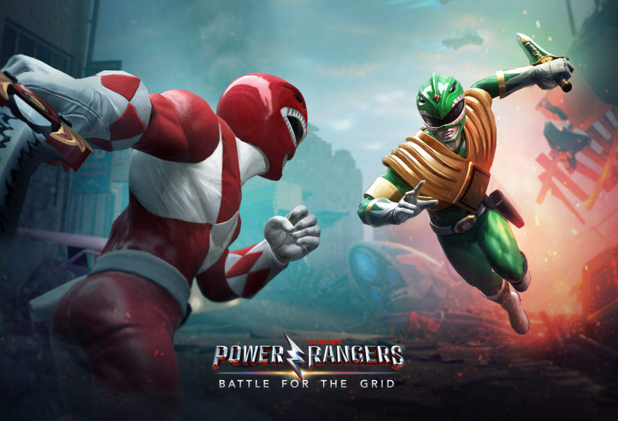 Power Rangers: Battle for the Grid announced for consoles
