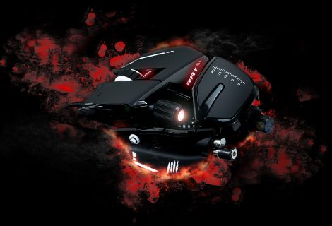 Mad Catz R.A.T. 8+ Gaming Mouse Review