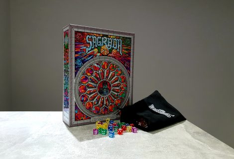 "Sagrada Review - ""Familia"" Yet Fabulous"