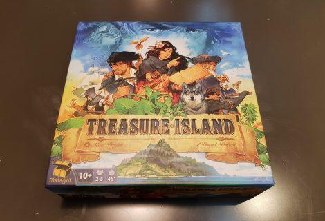 Treasure Island Review - True Pirate Deduction