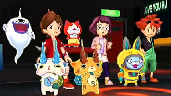 Yo-kai Watch 3 'The Tale of Two Yo-kai Watches' trailer released