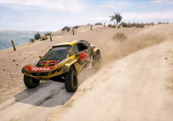 First DLC Released For Dakar 18 Video Game
