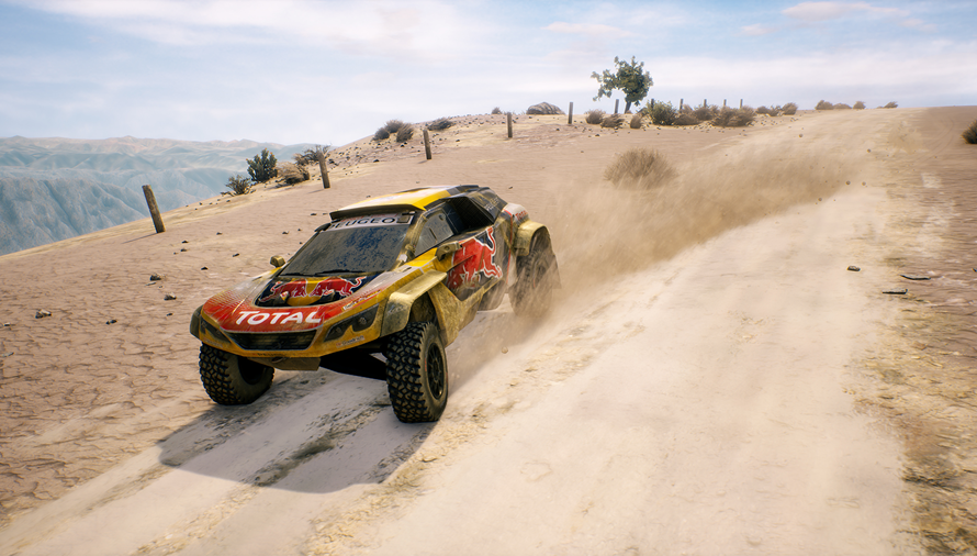 First DLC Released For Dakar 18 Video Game