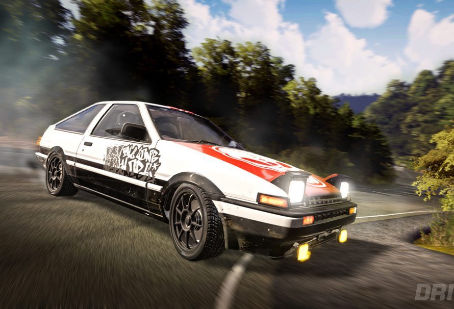 Drift 19 Sliding To PC, PS4 And Xbox One In 2019
