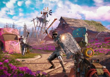 Far Cry New Dawn Tops The UK Game Charts