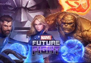 The Fantastic Four Is Flying To Marvel Future Fight