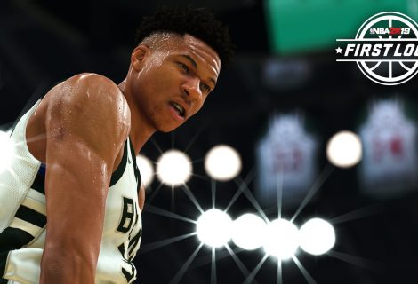 2K Sports Releases NBA 2K19 1.08 Update Patch Notes