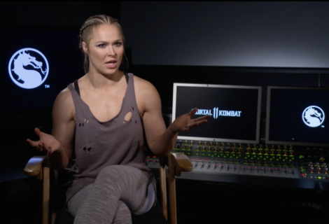 WWE Superstar Ronda Rousey Is Sonya Blade In Mortal Kombat 11