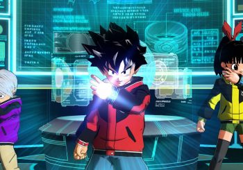 Super Dragon Ball Heroes World Mission Coming To Switch And PC