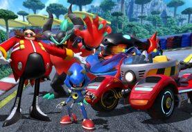Team Eggman Is Driving To Team Sonic Racing