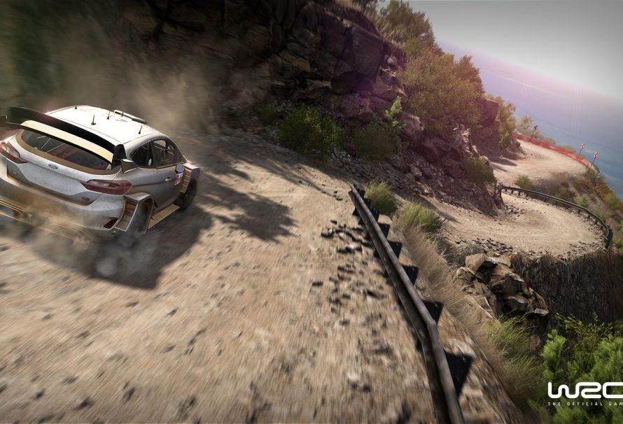 WRC 8 To Bring Back Rally Driving