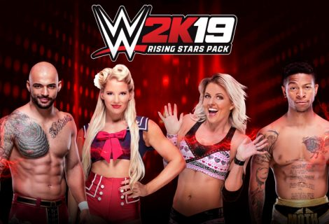 WWE 2K19 'Rising Stars' DLC Pack Release Date Slams Out