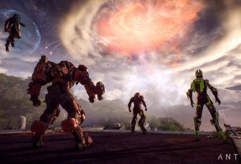 PSA: Anthem now available in stores; Day One Patch detailed