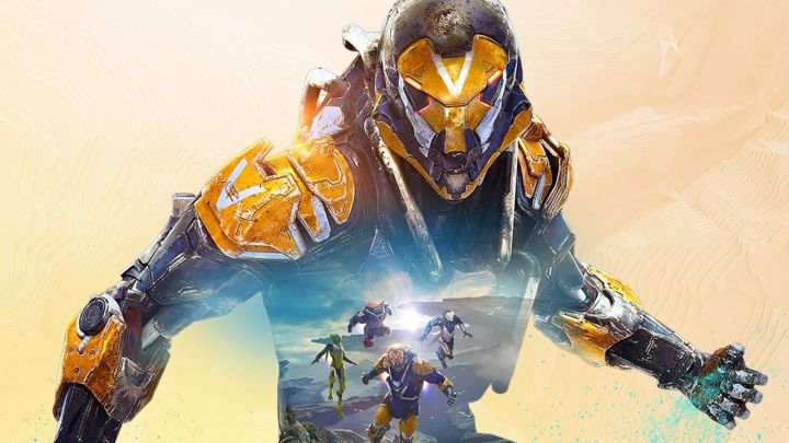 Anthem launch trailer released