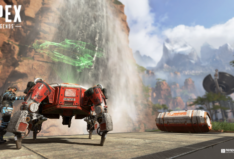 Apex Legends, a Titanfall-based free-to-play battle royal game, now available