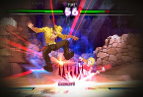 Nicalis Teases Aban Hawkins for Blade Strangers