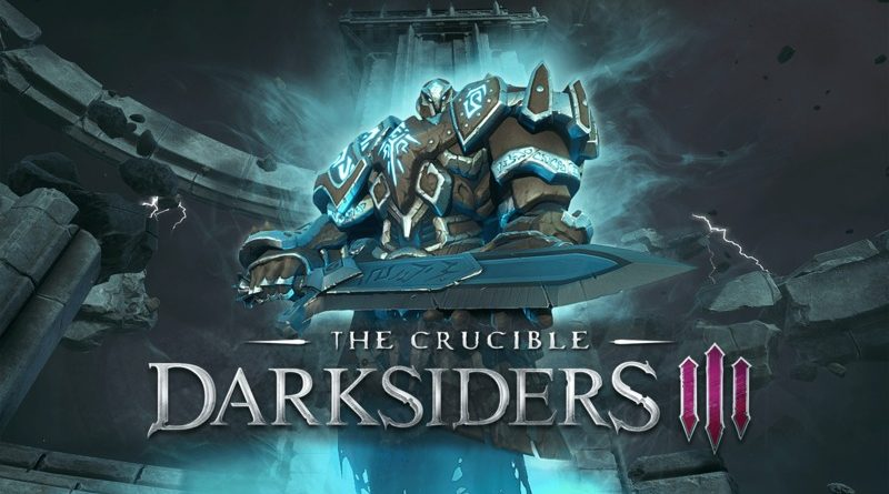 Darksiders III: The Crucible Review - Just Push Start