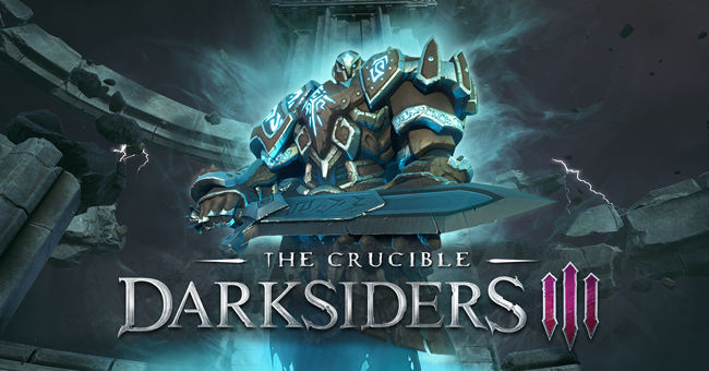Darksiders 3: The Crucible DLC now available on all platforms